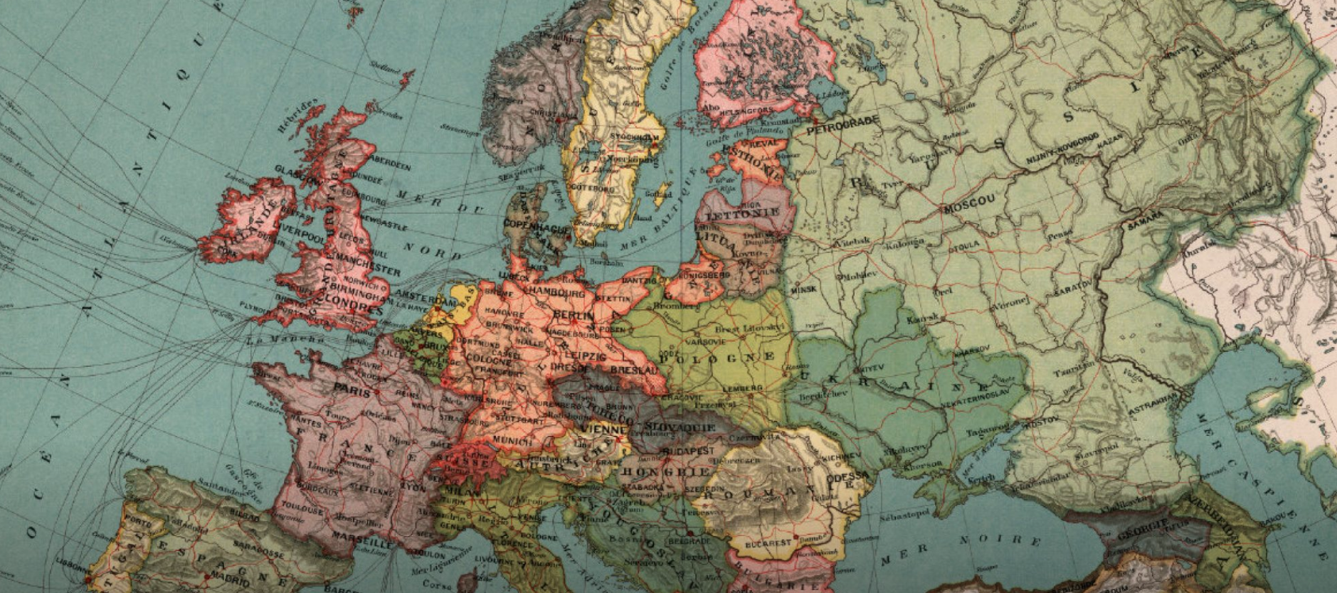 One Hundred Years On: a New Central Europe from the Ruins? | Europeum